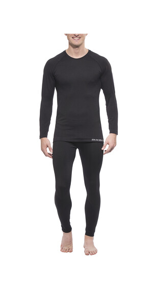 axant Seamless Funktionsunterwäsche Set LS Men schwarz